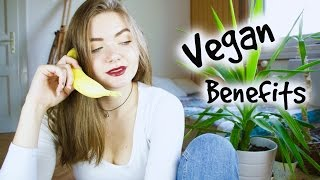 10 Benefits Of Being VEGAN