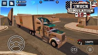 Truck Simulation 19 #7 - Android/iOS Gameplay HD