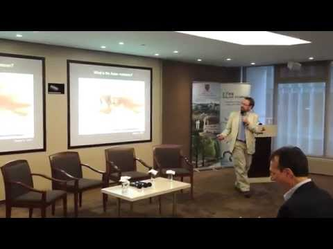Climate Change and the Asian Monsoon - Prof. Peter Clift