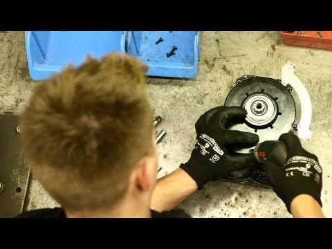 Bosch E-Bike inside - Bosch Pedelec Motor wird zerlegt