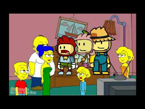 Fan Made Simpsons Couch Gag Youtube