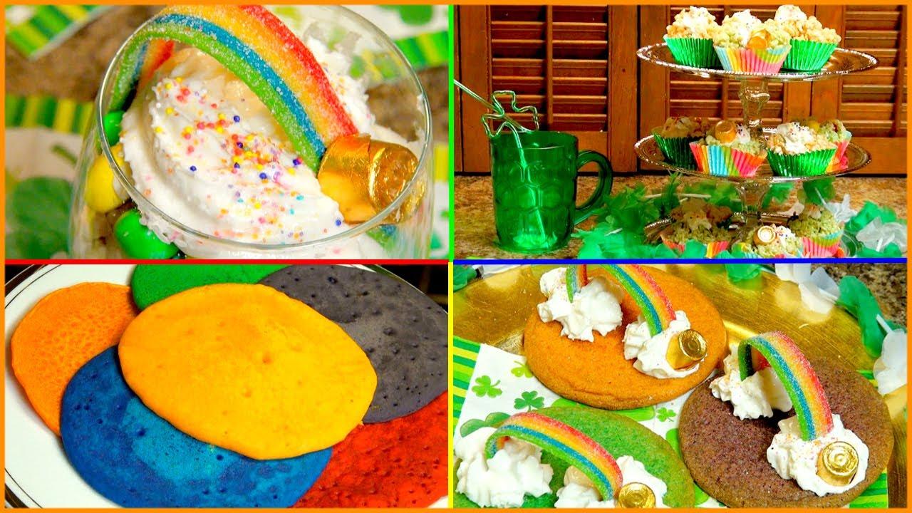DIY St Patricks Day Treats amp Snack Ideas YouTube