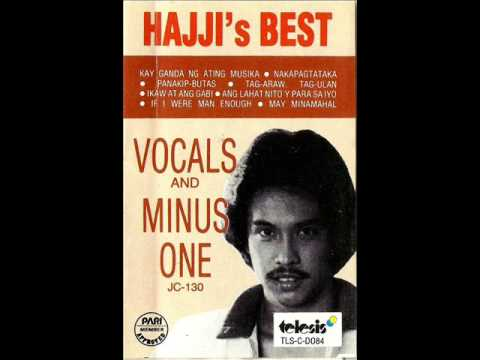 Kay Ganda Ng Ating Musika (hajji Alejandro) Hajji's Best Vocals Lp.wmv video