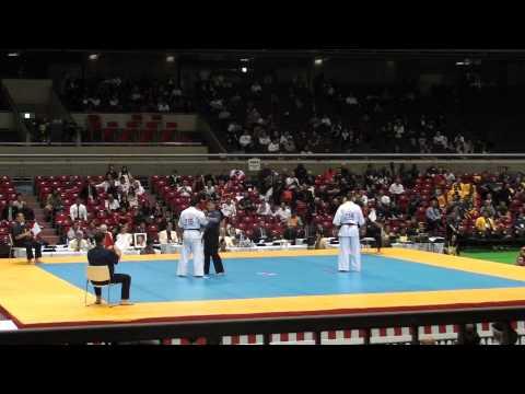 Ilya Karpenko vs Skander Yousefi @ 10th World Open Kyokushin Karate Tournament Image 1