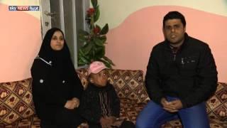 معاناة الأطفال الصم في غزة