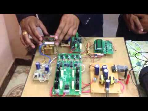 Speed control of single phase induction motor employing z for Single phase ac motor speed control