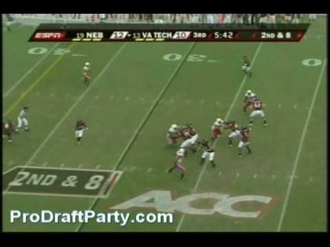 DT Ndamukong Suh Highlights 2009 Nebraska Part 1 Video