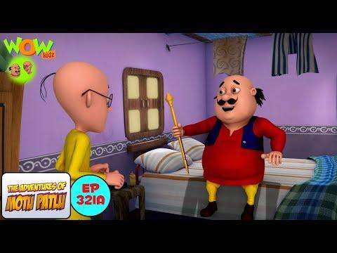 Motu Aur Jaadu ki chadi - Motu Patlu in Hindi - 3D Animation Cartoon - As on Nickelodeon thumbnail