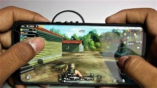 Pubg gaming review in samsung galaxy s9
