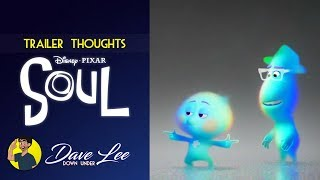 Disney Pixar's SOUL - Teaser Trailer Review, Breakdown & Reaction + New Details