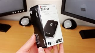 REVIEW: Kingston Wi Drive 32GB (Android & iOS)