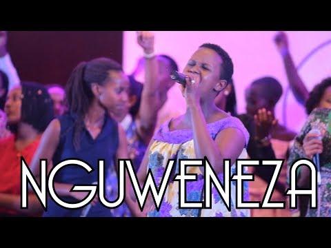 Nguweneza By HEALING Worship Team in BEN & CHANCE concert @ SERENA Hotel