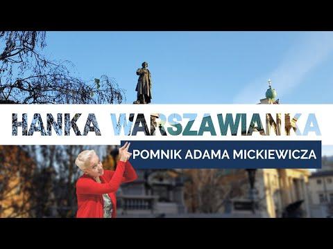 Pomnik Adama Mickiewicza I Co Warto Zobaczyć W Warszawie