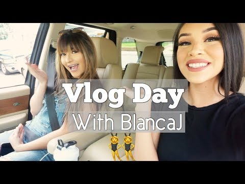Meeting Blancaj for the first time! (Behinds the Scenes footage)