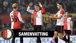 Samenvatting | Feyenoord - AVV Swift
