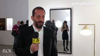 FLOS | Michael Anastassiades | Archiproducts Design Selection - Salone del Mobile Milano 2015