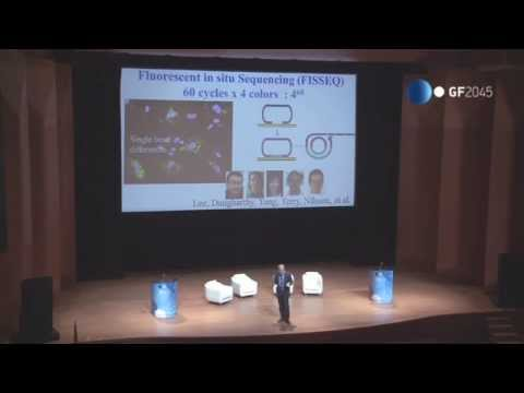 Dr. George Church — the BRAIN Project I/O & Human Genome Engineering