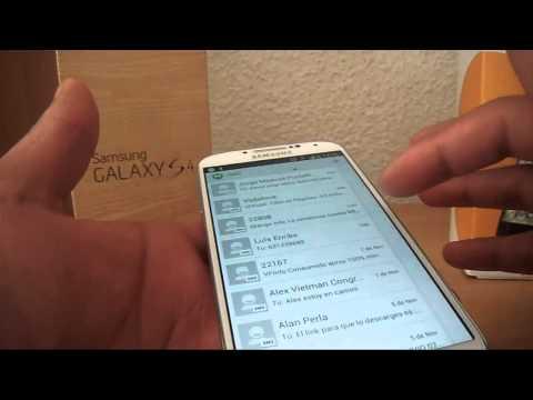 Hangouts 2.0 Enviar SMS/MMS GRATIS APK FULL Sin utilizar el tradicional