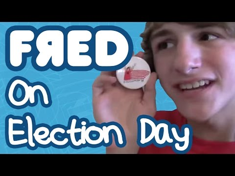 Fred on Election Day