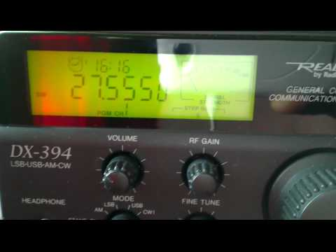 DX-394-B 11m Band Propagation