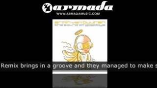 Armin Van Buuren - The Sound Of Goodbye (Simon & Shaker Remix)
