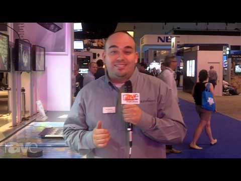 InfoComm 2013: WolfVision Presents the 3D Ceiling Visualizer