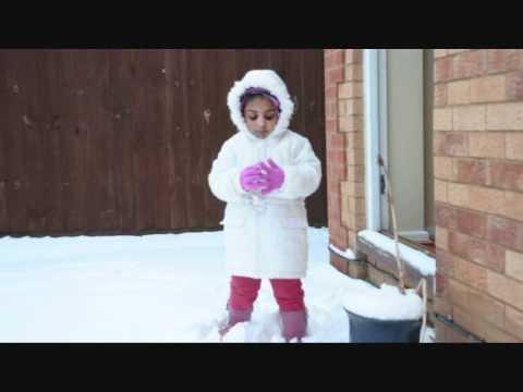 Shreya Ghoshal Manju Mazha Kattil Aagathan Malayalam Song Anna Rose Snow Day 4th Feb 2012 video