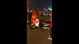 Tường thuật Trực tiếp bóng đá Việt Nam - Malaysia, Chiến thắng 2-sao