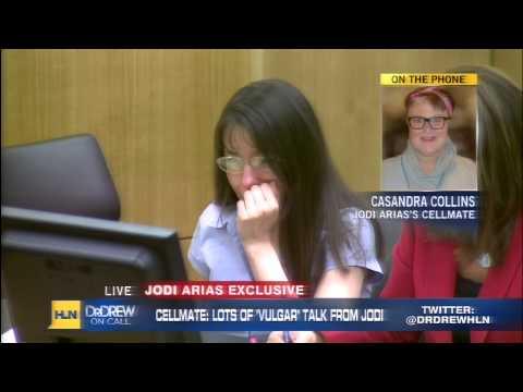 Jodi Arias' Cellmate Says Jodi Has No Remorse & Said She Did The World a Favor by Killing Travis