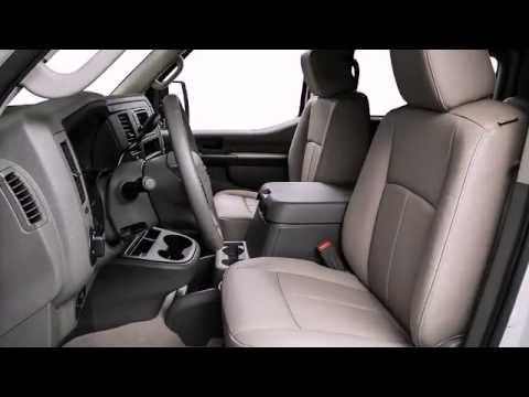 2014 Nissan NV Passenger NV3500 HD Video
