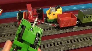 44th Video of 2019: New 5 Custom Trackmaster Thomas Trains8