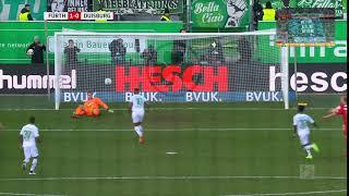 SpVgg Greuther Fürth vs MSV Duisburg 2Bundesliga 21Spieltag 2018/2019