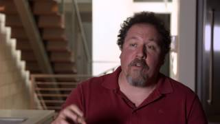 Chef: Director Jon Favreau On Set Movie Interview