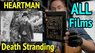 Death Stranding: Heartman Film Collection: Twenty Minutes of Love (Charlie Chaplin)