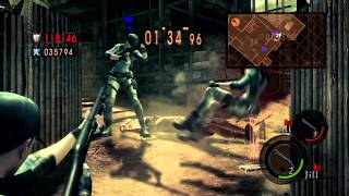 Resident Evil 5 - Team Survivors - mani-ABC last -