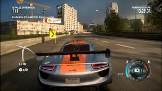 Gameplay: Need For Speed The Run - NVIDIA GeForce GT 520M - Samsung RC420