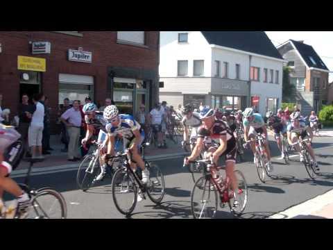 Wedstrijd te Merelbeke (22/07/2012) (AB - categorie) (WAOD) (NGMT Cycling Team)