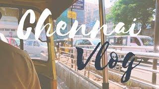 Chennai Vlog | Jumani MUA