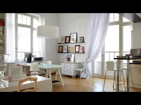 Home tour: living in one room