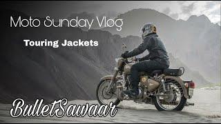 Moto Sunday Vlog | Riding Jackets | Which Riding Jacket Should We Buy
