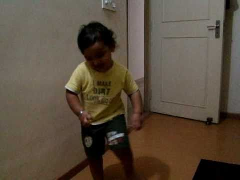 Diljit Panga - The Next Level - 1.7 yrs Old Baby dance