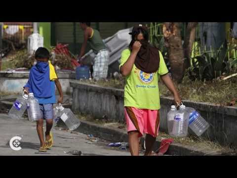 Church collections to aid Philippines