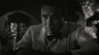 Humphrey Bogart - 'Of All The Gin Joints In All The Towns In All The World . . .'