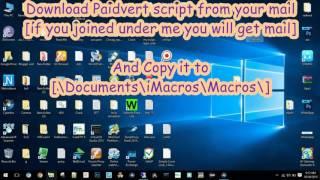 download lagu Paidverts Auto Imacros Script 10$ Per Day2015 gratis