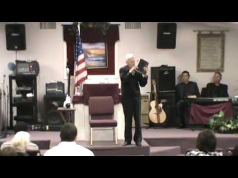Bro David Terrell 1-9-15 PM Mobile AL Preaching