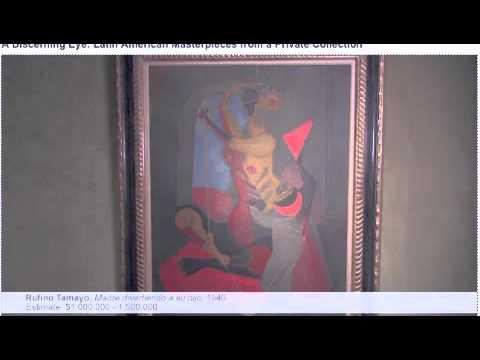 Pricey Latin American Art.m4v