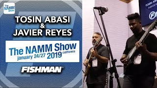 Tosin Abasi Javier Reyes Live At The Namm Show 2019