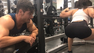 Finding a Workout Partner   Meeting a Girl That I PRANKED