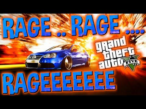 PS4: GTA V ONLINE | Courses des abonnés: Rage... Rage... Raaaaaageeee !!!
