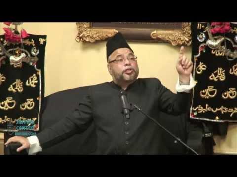 1st Muharram 2015/1437 Maulana Sadiq Hasan Urdu Majlis